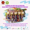 SMPIT Ihsanul Fikri kota Magelang meraih juara 3 pada ajang FLS2N